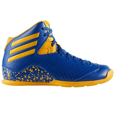 ADIDAS NXT LVL SPD IV NBA JR 0