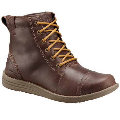 COLUMBIA IRVINGTON LEATHER BOOT 0