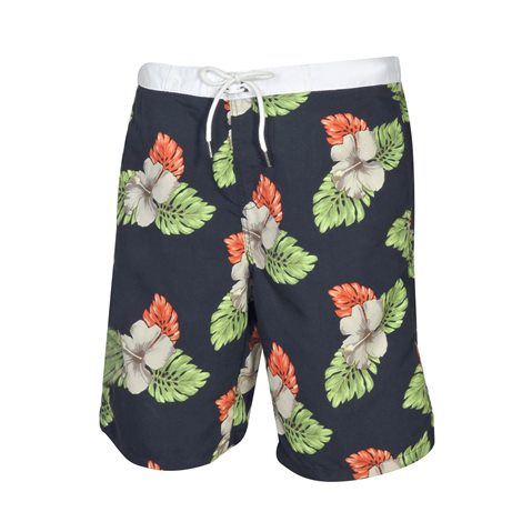 JACK & JONES JJINANDOS SWIM SHORTS FLOWER LONG PAC 0