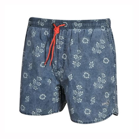 BASEHIT AOP VOLLEY SHORTS 0