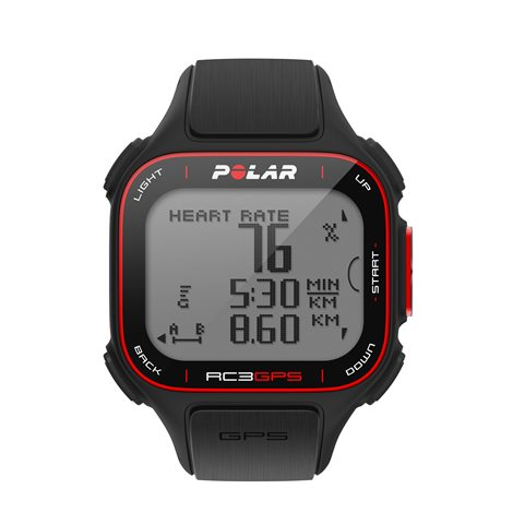 POLAR POLAR RC3 GPS HR (με πομπό) 0