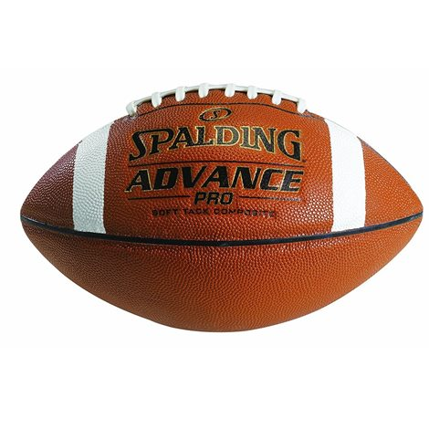 SPALDING ADVANCE PRO FULL SIZE FOOTBALL 0