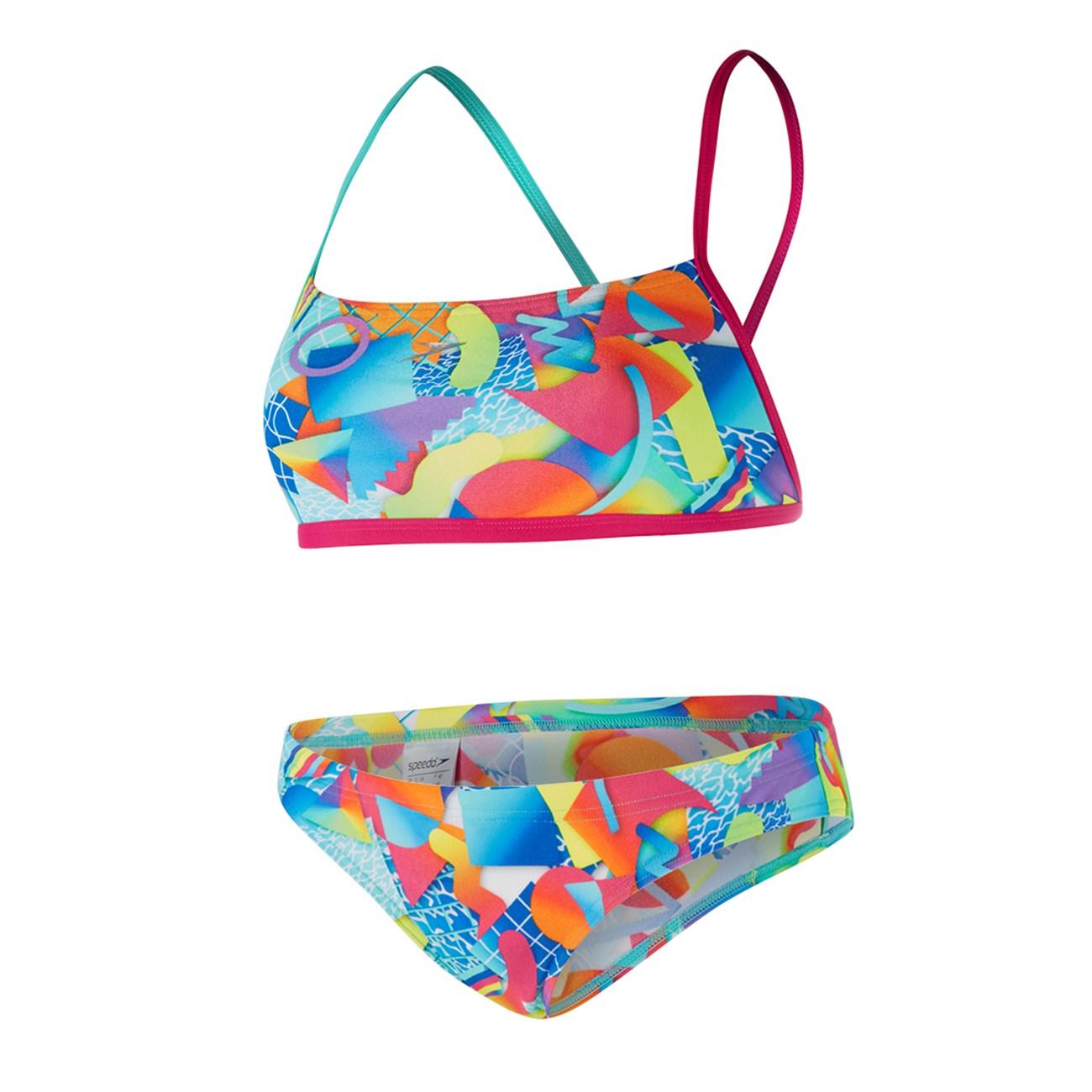 de9060418a3 SPEEDO Spectrum Splash 2 Piece Crossback < Μαγιό Κολύμβησης | INTERSPORT