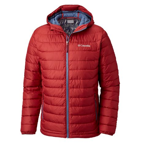 COLUMBIA POWDER LITE HOODED JACKET 0