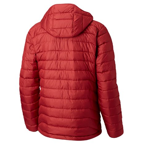 COLUMBIA POWDER LITE HOODED JACKET 1