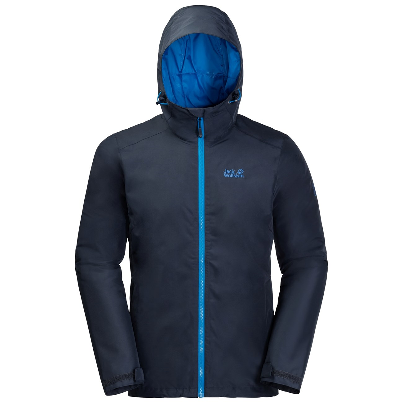 242350e7ee4 JACK WOLFSKIN CHILLY MORNING MEN < Ανδρικά Μπουφάν | INTERSPORT