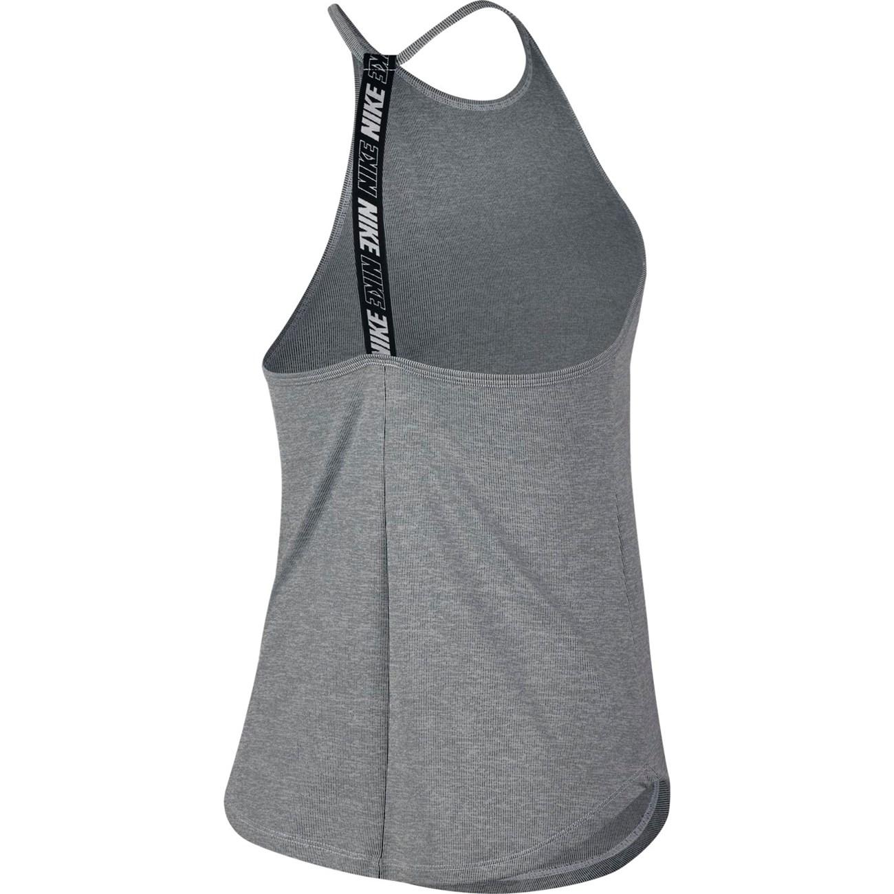 eeab643492d1fa NIKE W NK DRY TANK ELASTIKA STRIPE   Γυναικεία Αμάνικα T-shirts ...