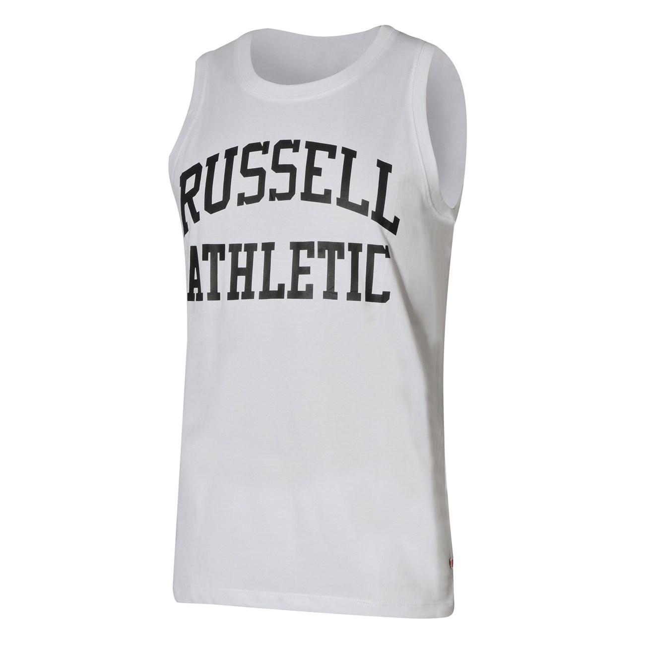 2fdefdb82ea5 RUSSELL ATHLETIC CLASSIC LOGO SINGLET   Ανδρικά Αμάνικα T-shirts ...
