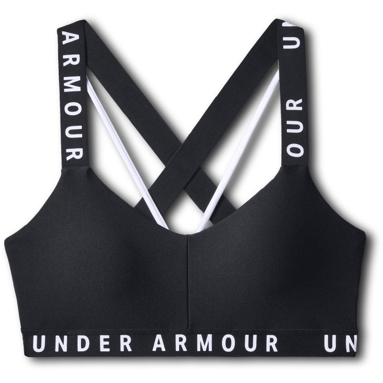 36ae209eb8e1 UNDER ARMOUR Wordmark Strappy Sportlette   Γυναικεία Μπουστάκια ...