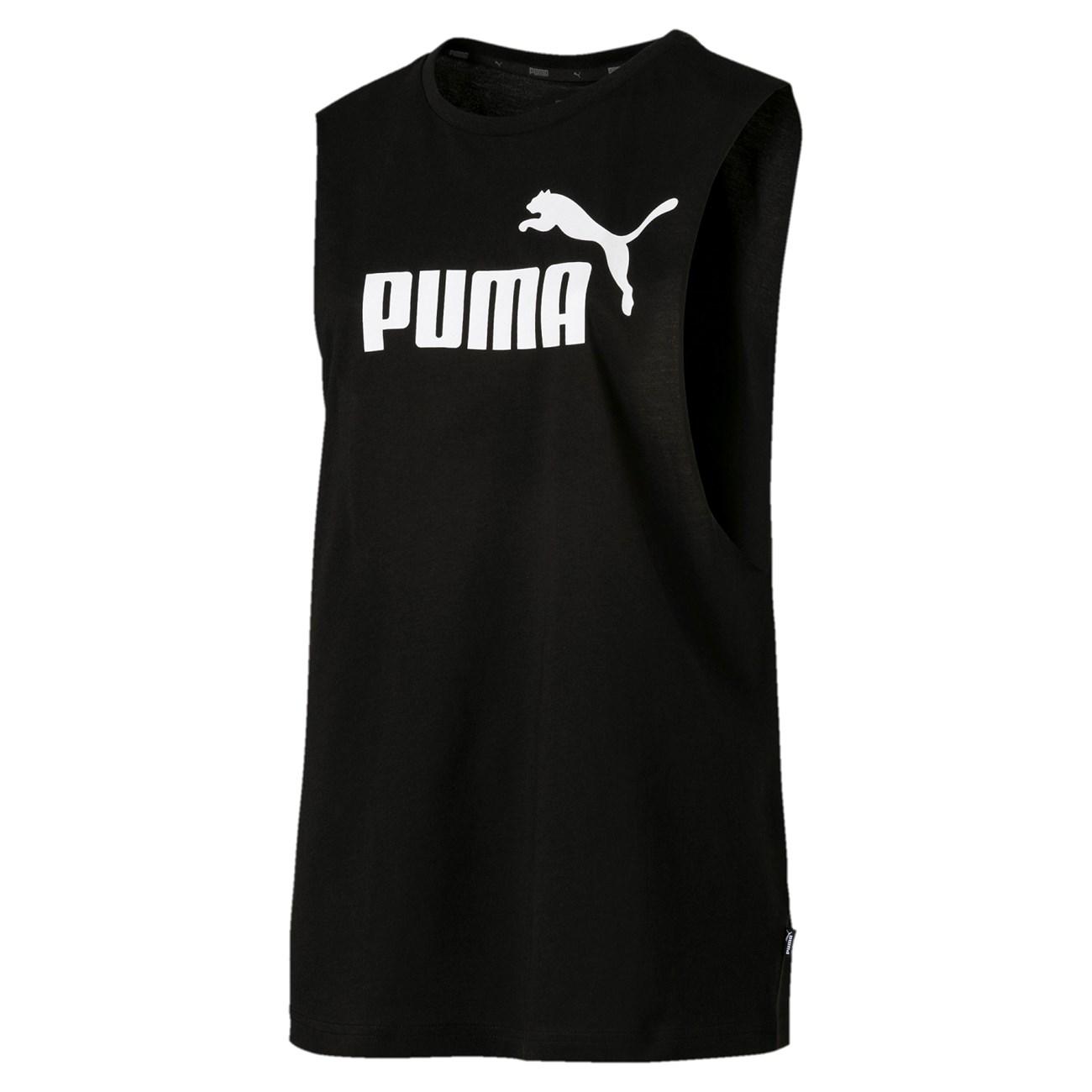 7aaeab0f1c6c PUMA ESS Cut Off Tank   Γυναικεία Αμάνικα T-shirts