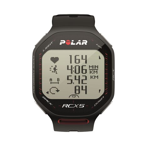 POLAR Watch RCX5 1