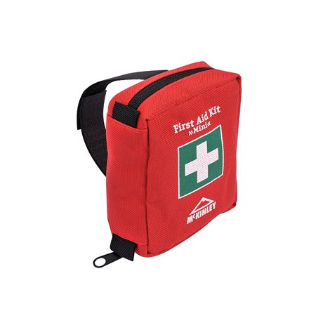 MC KINLEY FIRST AID MINI, RED,   0