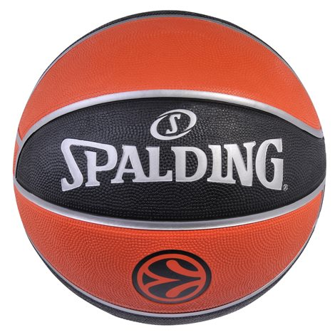 SPALDING TF-150 EURO LEAGUE OFFICIAL REPLICA RUBBER 0