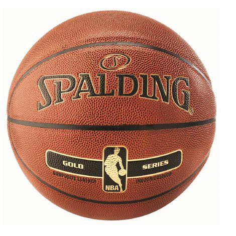 SPALDING NBA GOLD INDOOR/OUTDOOR 0