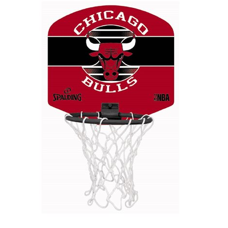 SPALDING NBA TEAM MICRO/MINI BB BULLS 0