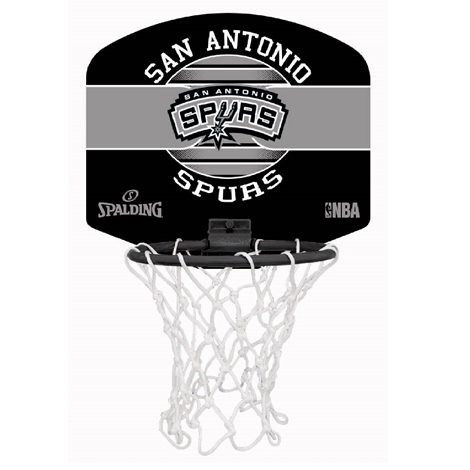 SPALDING NBA TEAM MICRO/MINI BB SPURS 0