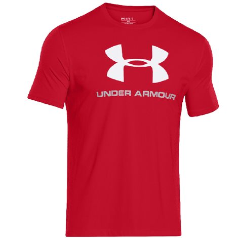 UNDER ARMOUR CC Sportstyle Logo SS T SHIRT 0
