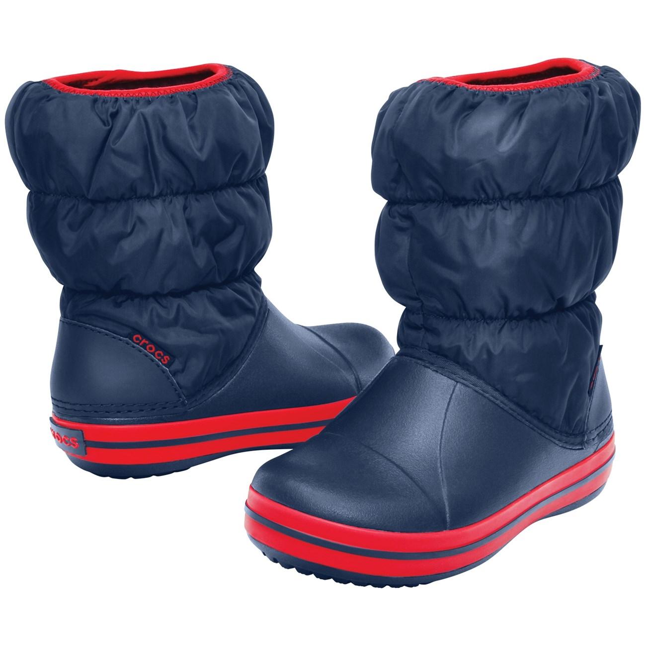 CROCS WINTER PUFF JR   Μπότες Apres Σκι  b508b63730d