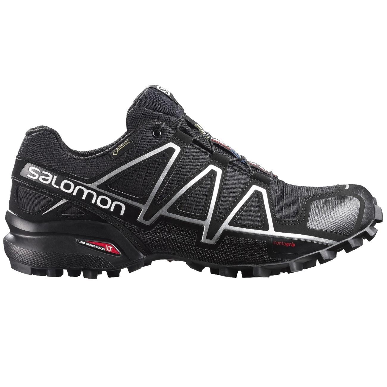7d98d815bf4 SALOMON SPEEDCROSS 4 GTX < Παπούτσια Ορειβασίας | INTERSPORT
